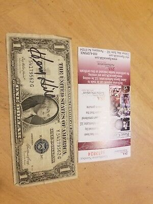 Coa & Hologram Entertainment Memorabilia Movies Modest Signed Mobster Henry Hill Silver Dollar Jsa#h33824