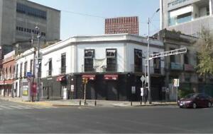 Col. Cuauhtemoc, excelente local comercial a la venta en Avenida Morelos (JS)
