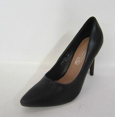 Señoras de punto en Pu Tribunal Zapatos Estilo-f9674