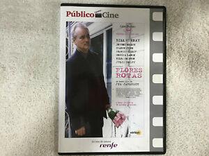FLORES-ROTAS-DVD-BILL-MURRAY-SHARON-STONE-JESSICA-LANGE-JIM-JARMUSCH