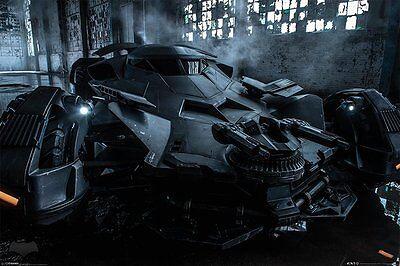 BATMAN V SUPERMAN Maxi Poster 61cm x 91.5cm PP33775-176 BATMOBILE