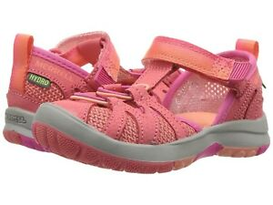 New In Box Merrell Hydro Monarch Water Shoes Girls Sz 4