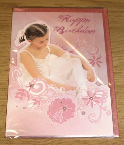 Le Royal Ballet Anniversaire Carte de vœux avec amour