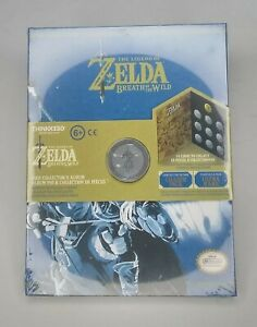 zelda coin collection