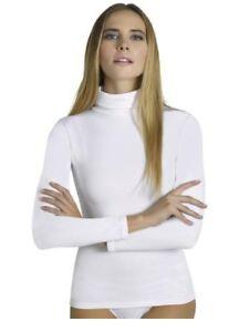 LAURA BIAGIOTTI Lupetto donna Manica lunga 990506 Cotone Modal elasticizzato.