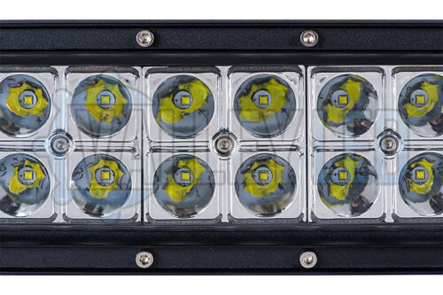 "24V 50 /"" 300W incurvé cree led light bar combo IP68 Conduite Lumière camion poids lourds"