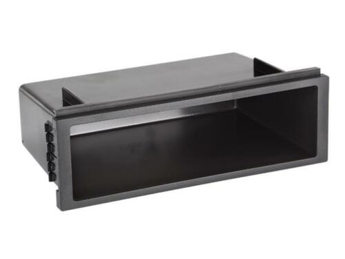 Radio kit de integracion auto 1 din diafragma adaptador adecuado para VW Fox Lupo