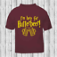 Here for the Butterbeer Harry Potter Inspired Toddler T-shirt Children/'s T-shirt