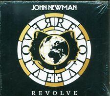 John Newman - Revolve Digipack Cd Sigillato