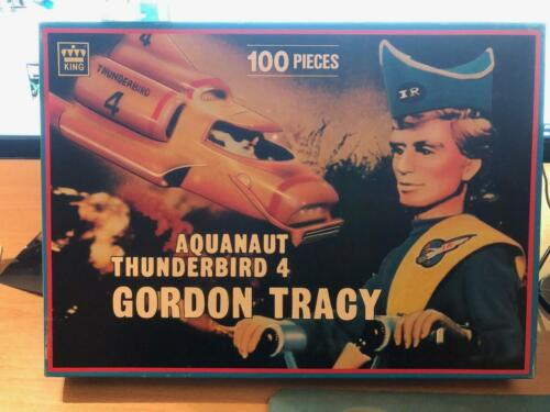 Gordon Tracy Thunderbirds King 100 PC Puzzle Gerry Anderson