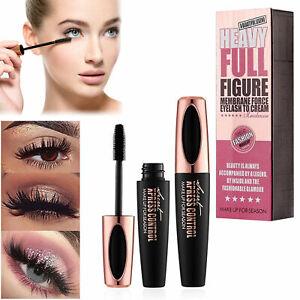 Mascara-De-Pestanas-A-Prueba-De-Agua-De-Fibra-4D-sedas-Volumen-Extension-Maquillaje-de-Larga