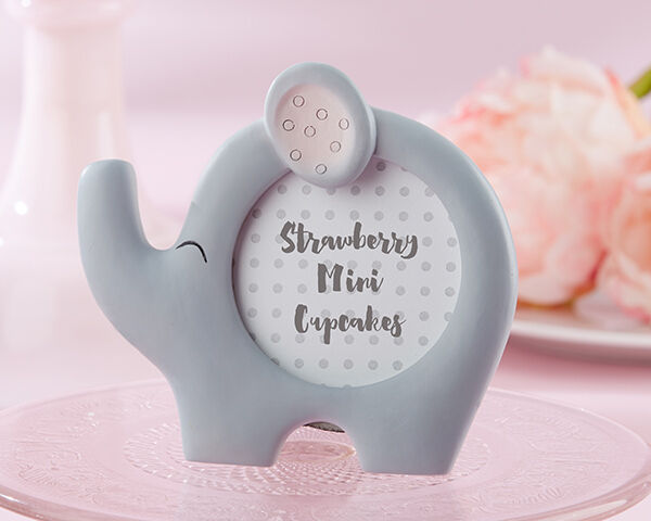 48 Little Peanut éléphant Cadre Photo Baby Shower Favors