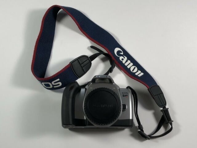 Canon Eos Rebel K2 Camera Slr 35 Mm With Strap No Lens
