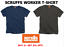 Scruffs-camiseta-top-para-hombre-de-trabajo-Grafito-Azul-Marino-Workwear-S-M-L-XL-Camiseta-rango-de miniatura 1