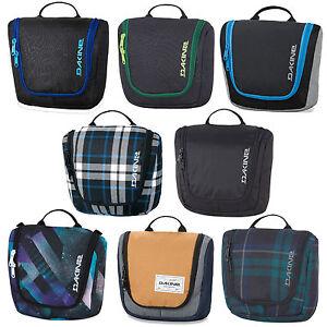 Image Is Loading Dakine Travel Kit Wash Bag Washbag Toiletry