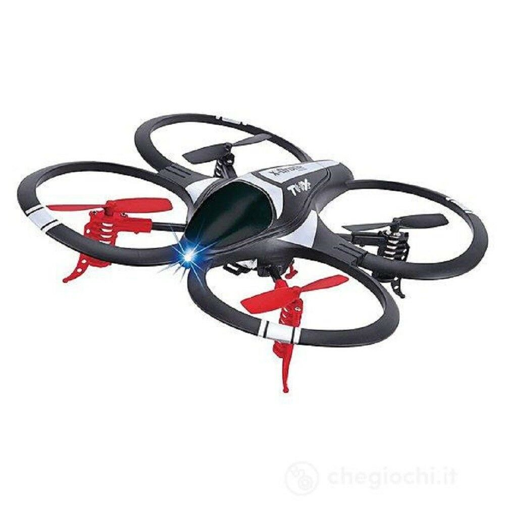 Drone Quadricottero Mini GS Rotazione a 360  con alloggio fotocamera  14+