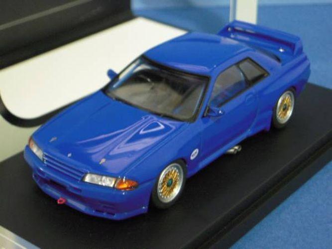HPI-Racing 1 43 Nissan Skyline R32 Gr. bleu du Japon