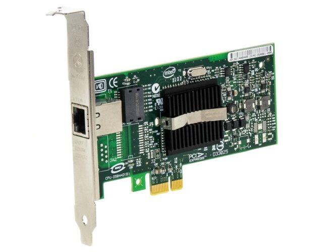 Tarjeta de Red Intel pro / 1000PT Pci-E 1Gbps RJ-45