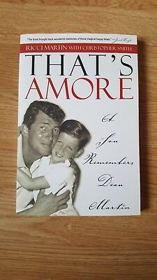 A Son Remembers Dean Martin Thats Amore