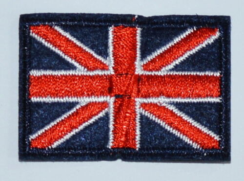 Flags of UK British Embroidered Sew or Iron On patches Shirt Hat Jean shoes