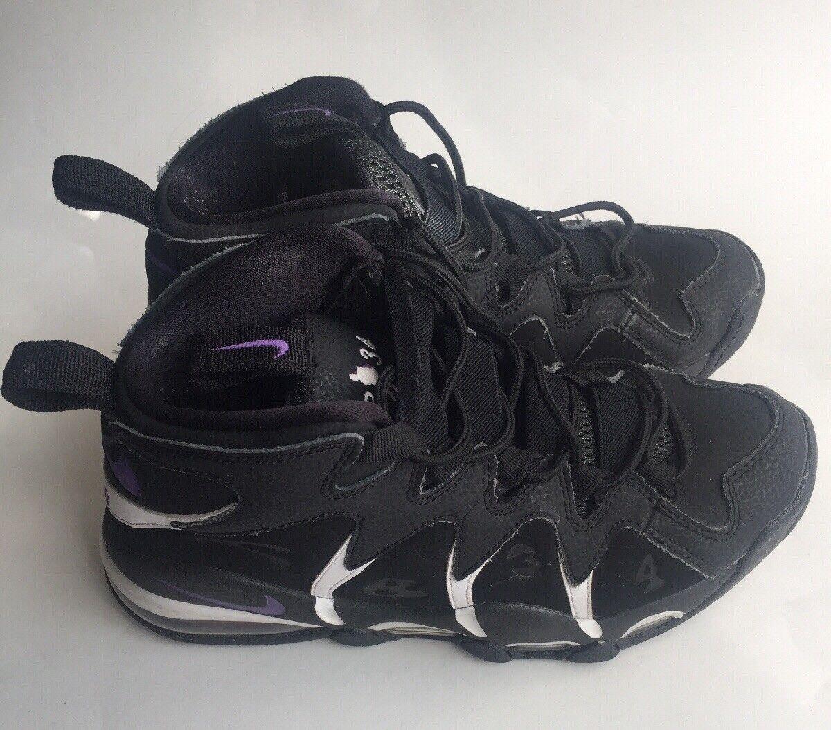 Nike barkley air max cb34 charles barkley Nike phoenix suns 414243-002 Uomo 8 donne 9,5 c3eddf