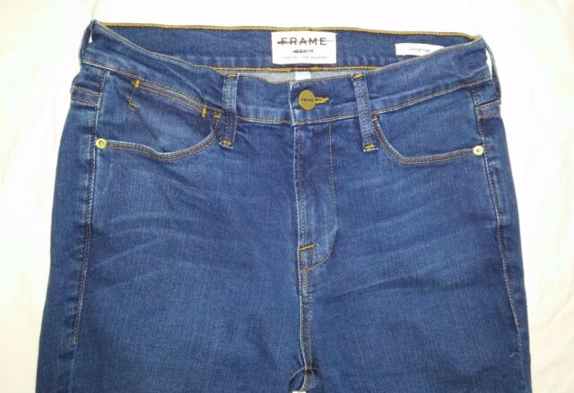 FRAME Jeans -  Le High Flare - Retail Surplus - Size 26 (36 Inseam)