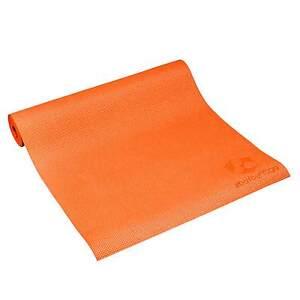 braun Fitnessmatte Sitzunterlage Sportmatte Filzmatte Yogamatte 70x200 cm
