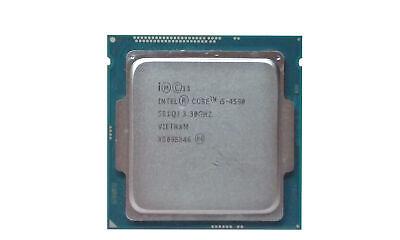 5GT//s Socket LGA1150 SR1QJ up to 3.7GHz Intel Quad Core i5 4590-3.3 GHz