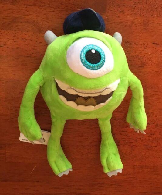 Disney Monsters University Mike Wazowski 10 Plush For Sale Online Ebay