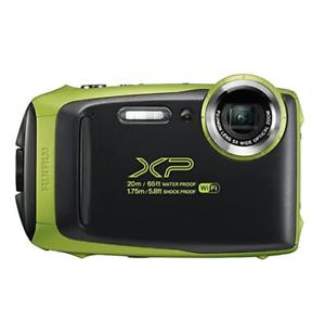 Fujifilm FinePix XP130 16.4MP Full HD Digital Camera Waterproof Wifi Bluetooh SD