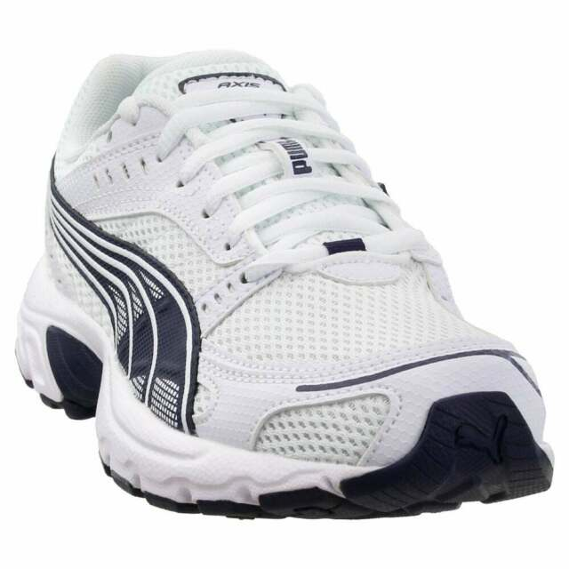 Puma Axis Sneakers Casual    - White - Mens