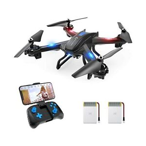 SNAPTAIN S5C WiFi FPV Drone with 2K Camera,Voice Control