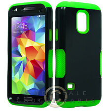 Samsung Galaxy S5 Mini Infuse Prime Case Green Case Cover Shell Protector Shield