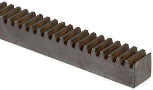 Zahnstangen aus Stahl C45 Modul 2