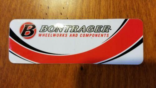 "Bontrager Bicycle Decal 2pk 4.5/"" x 1.5/"""