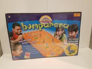 Cranium-Bumparena-Gesellschaftsspiel-Neu-amp-Ovp-Bump-Arena-Baseman-2006