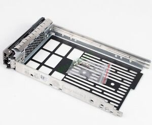 Dell-3-5-034-F238F-SAS-SATA-Hard-Drive-Tray-Caddy-PowerEdge-For-R610-R710-T610-T710