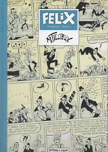 Maurice-Tillieux-Integrale-Felix-Heroic-Albums-tome-n-2-editions-de-l-039-elan