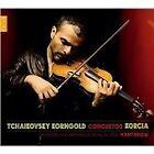 Tchaikovsky, Korngold: Concertos (2017)