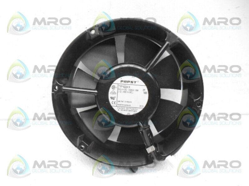 Papst 6224N//9 6224 N//9 24VDC 18W 750mA Fan