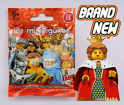 LEGO SERIES 15 QUEEN MINT CONDITION