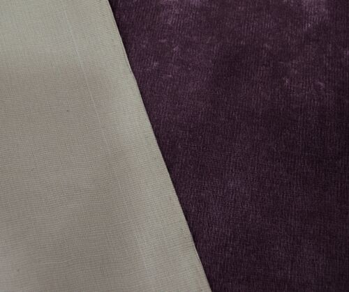 ma09n Purple Plain Round Velvet Style Cushion Cover//Pillow Case*Custom Size