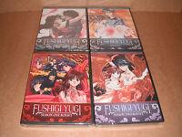 Fushigi Yugi Seasons 1-2/ovas/eikoden Complete Collection Dvd