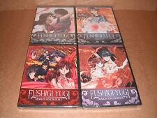 Fushigi Yugi Seasons 1-2/OVAs/Eikoden Complete Collection DVD NEW