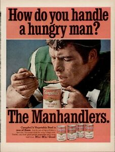 Gerry-Philbin-Great-Football-Player-eating-Campbell-039-s-Soup-Nov-1968-Life-Mag