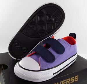 Converse Kids Chuck Taylor All Star 2v Low Top Sneaker Converse Kids/' Chuck Taylor All Star 2v Low Top Sneaker 7V603