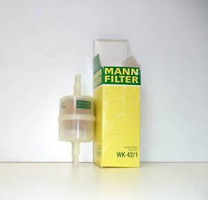 Original MANN-FILTER Kraftstofffilter WK 841//1 Fuel Filter