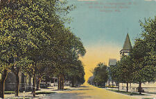 Sheboygan, WI - North 7th St, Congregational, M E and Grace Episcopal Churches