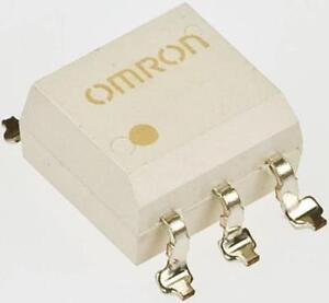 Omron G3VM601EY Solid State Relay Solder Surface Mount MOSFET