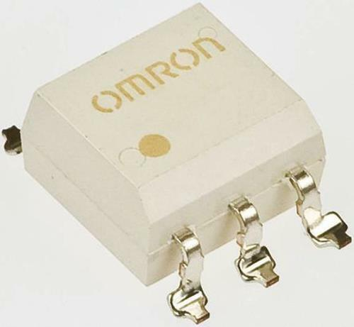 1.3V 0.1A Omron G3VM-601EY Solid State Relay Solder Surface Mount MOSFET